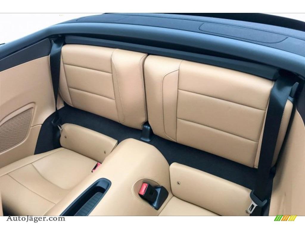 2019 911 Carrera Cabriolet - Black / Black/Luxor Beige photo #15