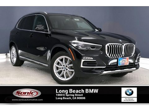 Jet Black 2020 BMW X5 xDrive40i