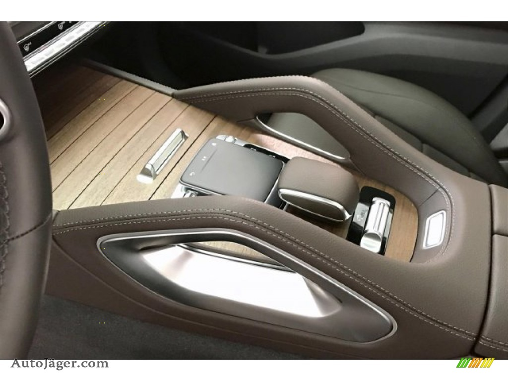 2020 GLS 450 4Matic - designo Diamond White Metallic / Espresso Brown photo #7