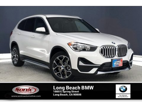 Alpine White 2020 BMW X1 xDrive28i