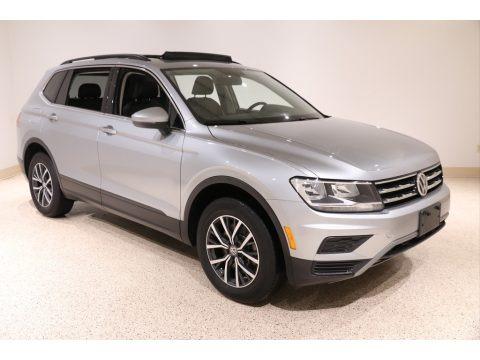 Pyrite Silver Metallic 2019 Volkswagen Tiguan SE 4MOTION