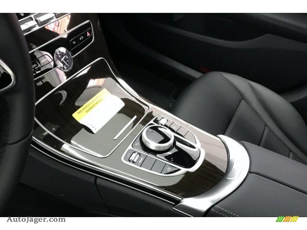 2020 C 300 Sedan - Black / Black photo #7