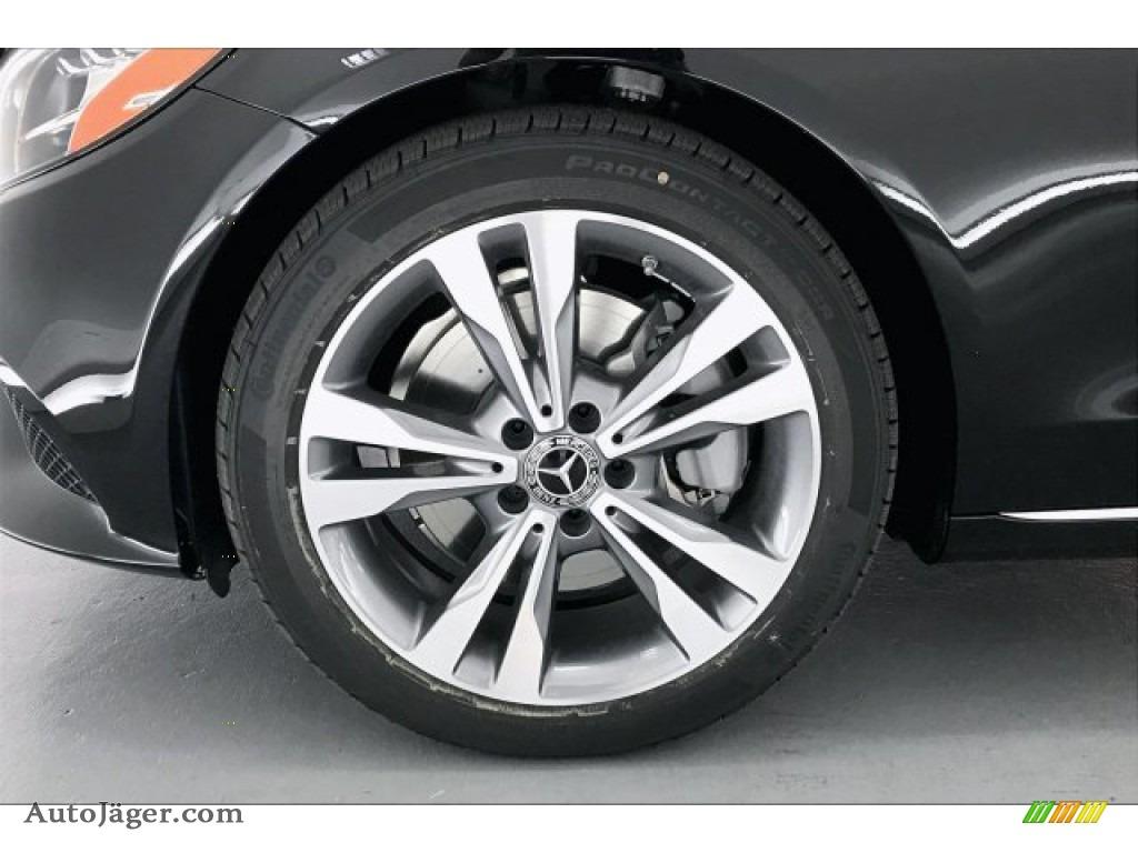 2020 C 300 Sedan - Black / Black photo #9