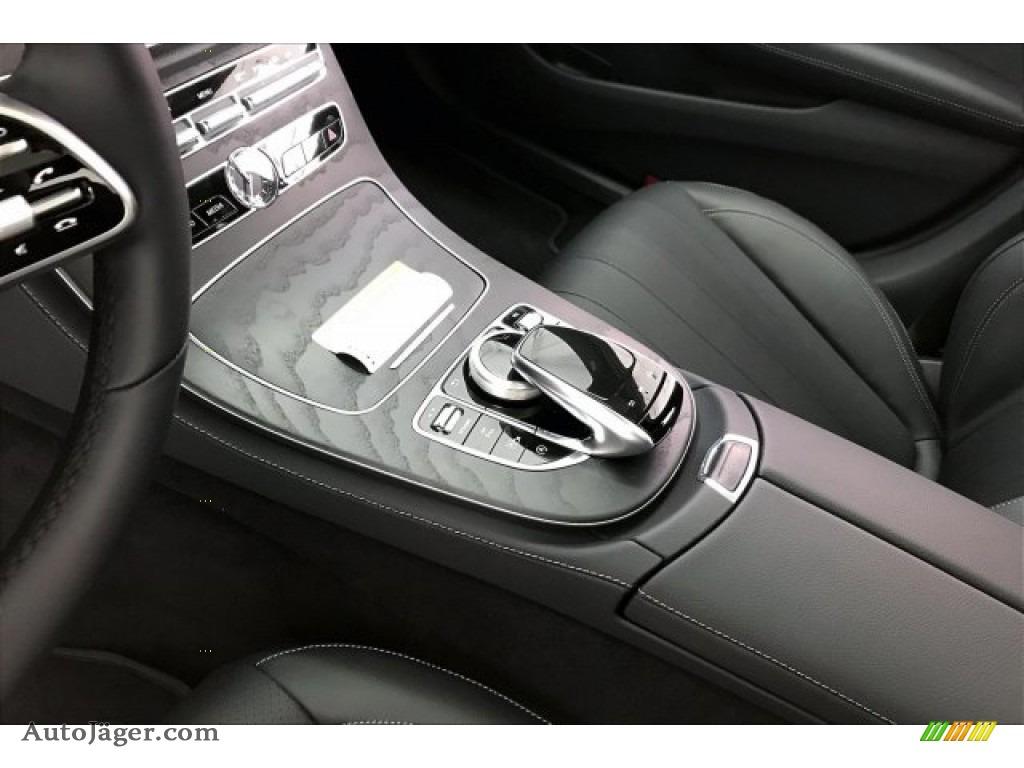 2020 E 450 4Matic Sedan - Selenite Grey Metallic / Black photo #7