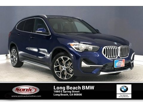 Mediterranean Blue Metallic 2020 BMW X1 sDrive28i
