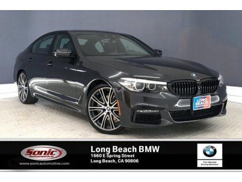 Dark Graphite Metallic 2020 BMW 5 Series 540i Sedan