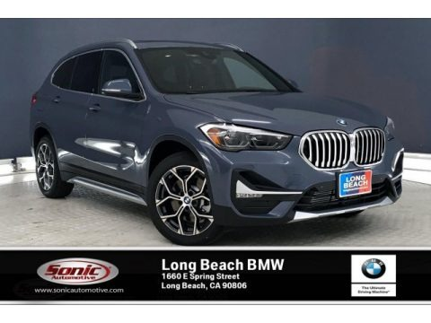 Storm Bay Metallic 2020 BMW X1 xDrive28i