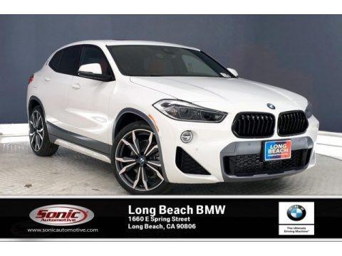Alpine White 2020 BMW X2 sDrive28i