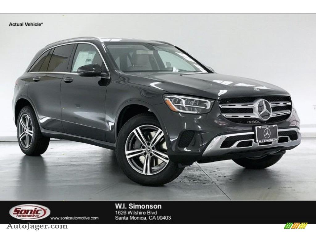 2020 GLC 300 - Graphite Grey Metallic / Silk Beige photo #1