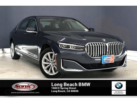 Arctic Grey Metallic 2020 BMW 7 Series 740i Sedan