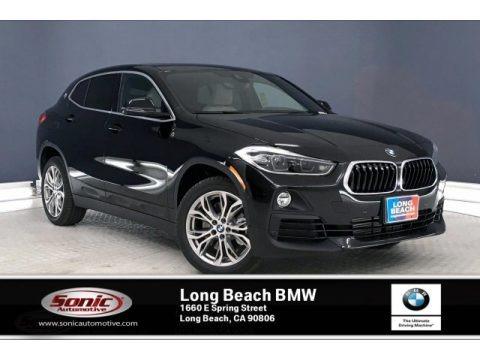 Black Sapphire Metallic 2020 BMW X2 xDrive28i