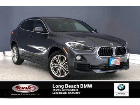 Mineral Grey Metallic 2020 BMW X2 sDrive28i