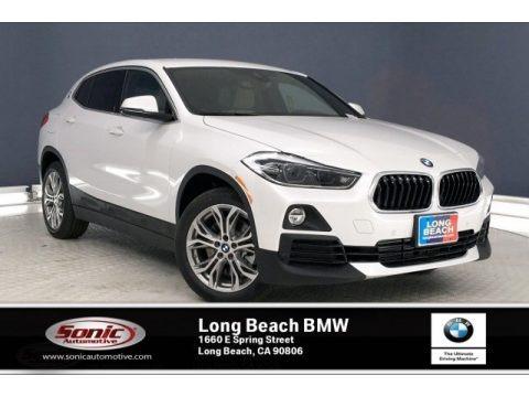 Mineral White Metallic 2020 BMW X2 xDrive28i