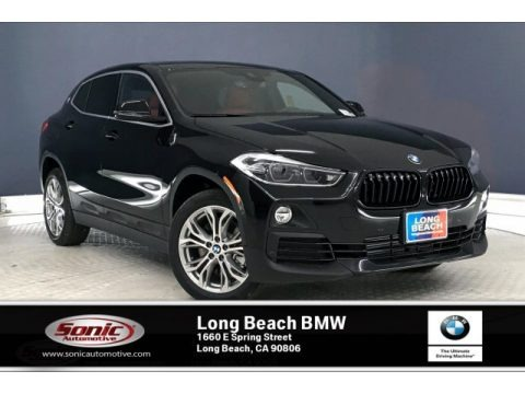 Jet Black 2020 BMW X2 xDrive28i