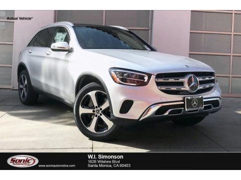 Iridium Silver Metallic 2020 Mercedes-Benz GLC 300