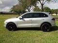 Porsche Cayenne S Classic Silver Metallic photo #3