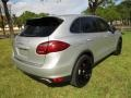 Porsche Cayenne S Classic Silver Metallic photo #9