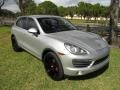 Porsche Cayenne S Classic Silver Metallic photo #13