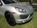 Porsche Cayenne S Classic Silver Metallic photo #17