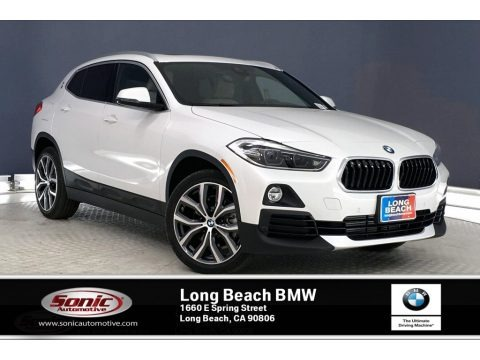 Mineral White Metallic 2020 BMW X2 sDrive28i
