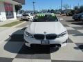 BMW 3 Series 330i Sedan Alpine White photo #2
