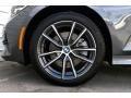 BMW 3 Series 330i Sedan Mineral Grey Metallic photo #9