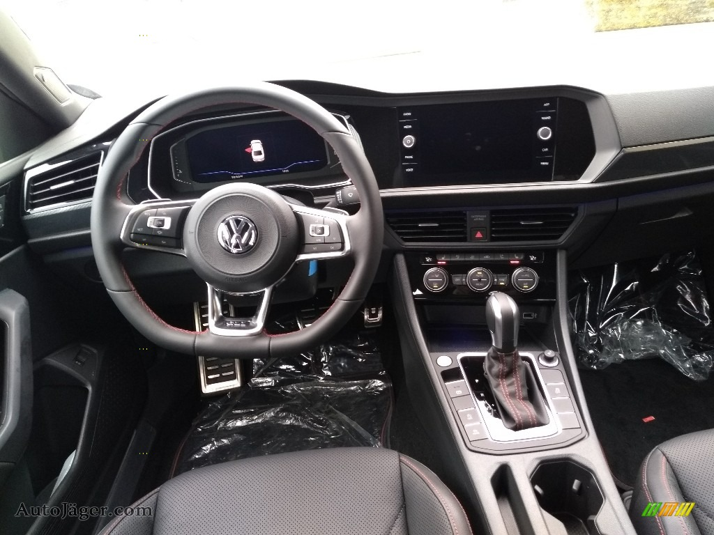 2020 Jetta GLI Autobahn - Pure Gray / Titan Black photo #4