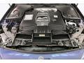 Mercedes-Benz AMG GT 63 S Brilliant Blue Metallic photo #8