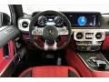 Mercedes-Benz G 63 AMG designo Night Black Magno (Matte) photo #4