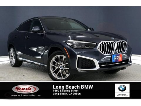 Arctic Grey Metallic 2020 BMW X6 sDrive40i