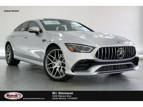 Iridium Silver Metallic 2020 Mercedes-Benz AMG GT 53