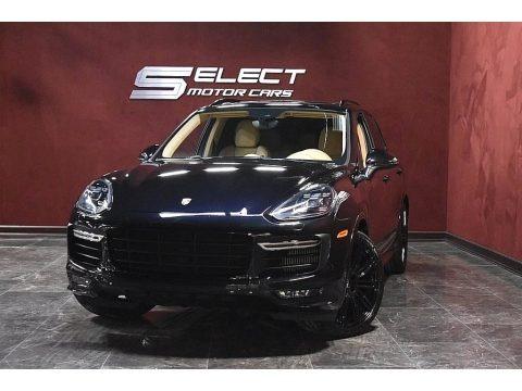 Black 2016 Porsche Cayenne GTS