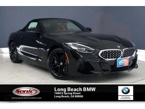 Black Sapphire Metallic 2020 BMW Z4 sDrive30i