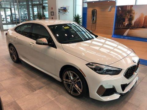 Alpine White 2020 BMW 2 Series M235i xDrive Grand Coupe