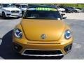 Volkswagen Beetle 1.8T Dune Coupe Sandstorm Yellow Metallic photo #3