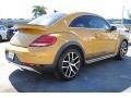 Volkswagen Beetle 1.8T Dune Coupe Sandstorm Yellow Metallic photo #10