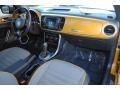 Volkswagen Beetle 1.8T Dune Coupe Sandstorm Yellow Metallic photo #18