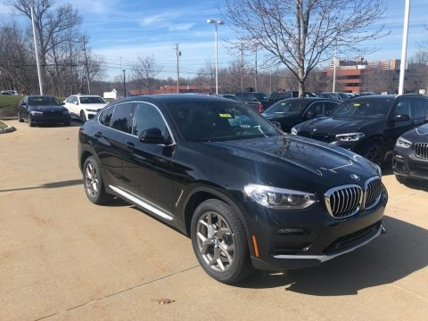 Jet Black 2020 BMW X4 xDrive30i