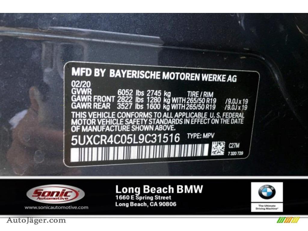 2020 BMW X5 sDrive40i in Arctic Grey Metallic for sale ...