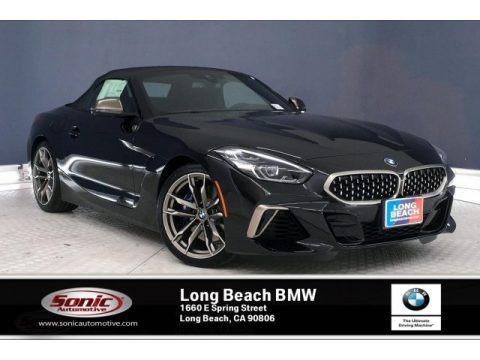 Black Sapphire Metallic 2020 BMW Z4 sDrive M40i