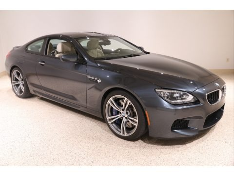 Singapore Grey Metallic 2013 BMW M6 Coupe