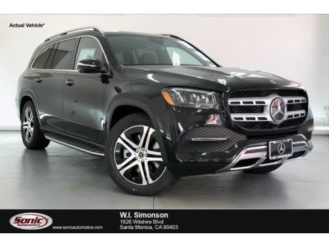 Black 2020 Mercedes-Benz GLS 450 4Matic