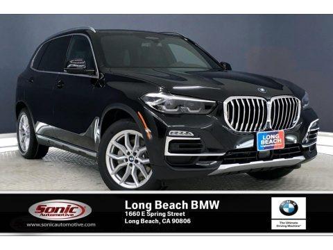 Black Sapphire Metallic 2020 BMW X5 sDrive40i