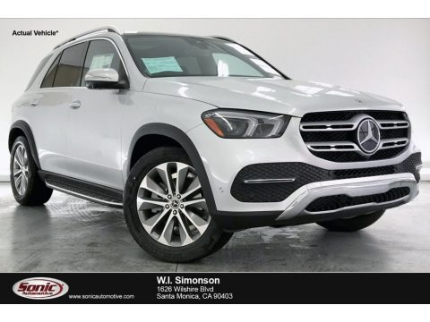 Iridium Silver Metallic 2020 Mercedes-Benz GLE 350 4Matic