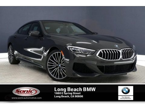 Dravit Grey Metallic 2020 BMW 8 Series 840i Gran Coupe