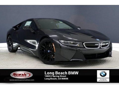 Sophisto Grey Metallic 2020 BMW i8 Coupe