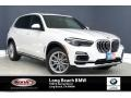 BMW X5 sDrive40i Alpine White photo #1