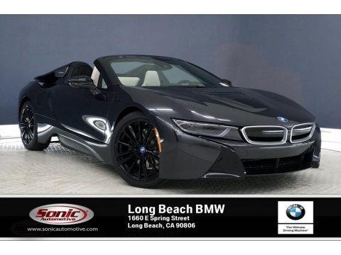 Sophisto Grey Metallic 2020 BMW i8 Roadster