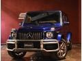Mercedes-Benz G 63 AMG Brilliant Blue Metallic photo #1