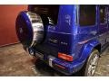 Mercedes-Benz G 63 AMG Brilliant Blue Metallic photo #6
